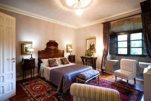 Double Room - single occupancy Pazo de Bentraces 1