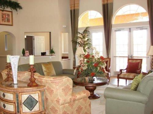 לובי Aviana Five Bedroom House with Private Pool IH4