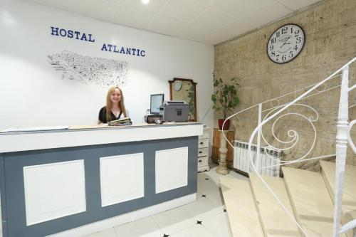 Hotel Hostal Atlantic