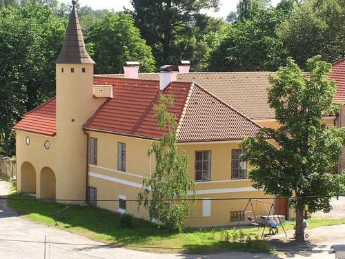 Zamek Jindrichovice
