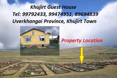 Khujirt Guest House, Hujirt