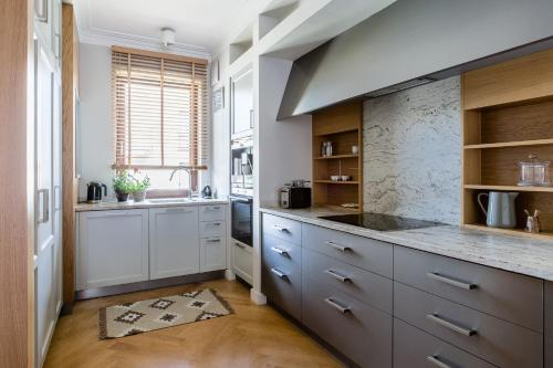 Apartmán Deluxe se 3 ložnicemi (Deluxe Three-Bedroom Apartment)
