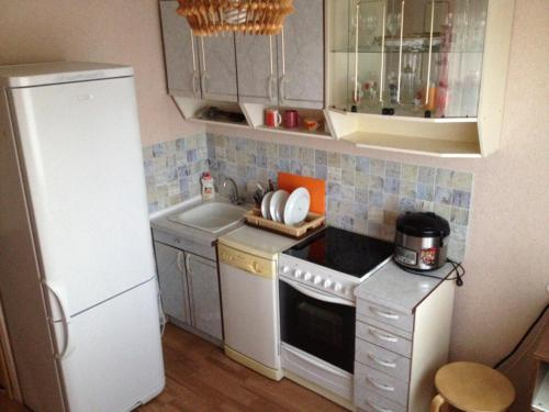 Apartments on Svetlogorskaya 27, Krasnoyarsk