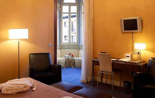 Junior Suite Hotel Sant Roc 23