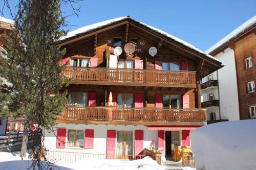 Chalet Dossen Zermatt