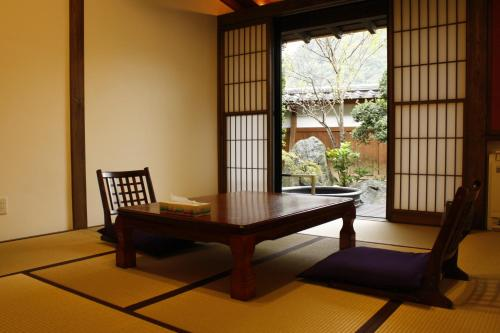 Standard Japanese-style Room with Open-Air Bath