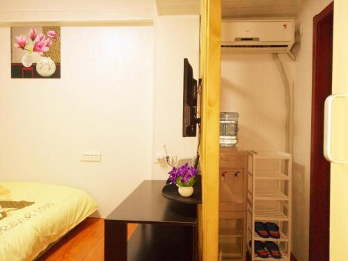 双人床房-带独立浴室 (Double Room with Private Bathroom)