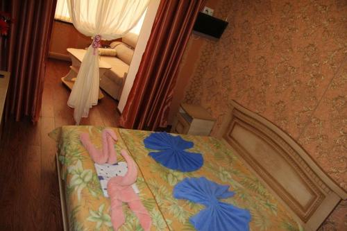 Kamar Comfort Double atau Twin (Comfort Double or Twin Room)