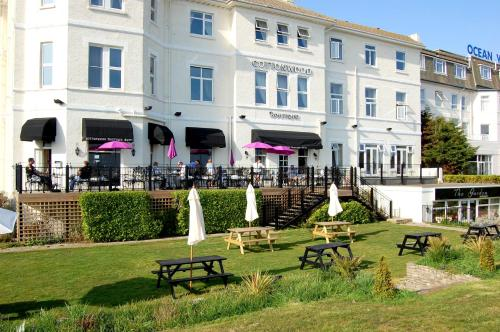 Photo of Cottonwood Boutique Hotel Hotel Bed and Breakfast Accommodation in Bournemouth Dorset