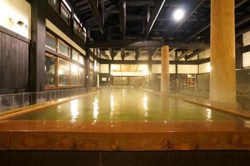 Mikasa Tennen Onsen Taikonoyu Sparesort Hotel Taiko Bettei Hatago
