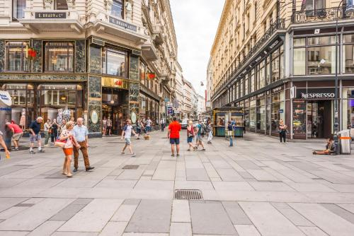 Vienna Prestige Luxury Boutique Apartments Graben