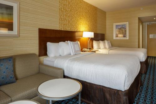 Fairfield Inn & Suites By Marriott Belleville