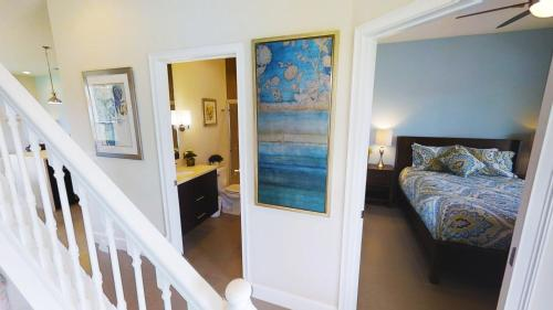 Three-Bedroom Townhome with private pool (1631)