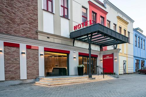 HotelHotel Metropolitan