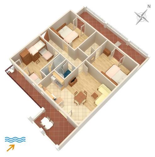 Apartment Jelsa 5703b