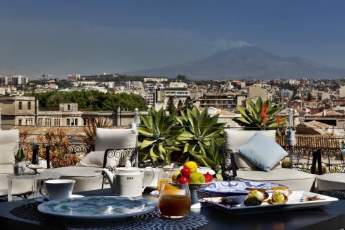 4 starts hotel in Catania