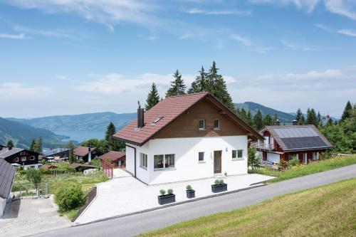 Ferienhaus Ägeriseeblick, Sattel