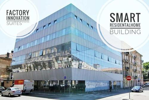 Hotel Factory Innovation City Center Rijeka