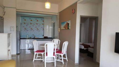 Two-Bedroom Family Apartment @ Mahkota Melaka, Malakka