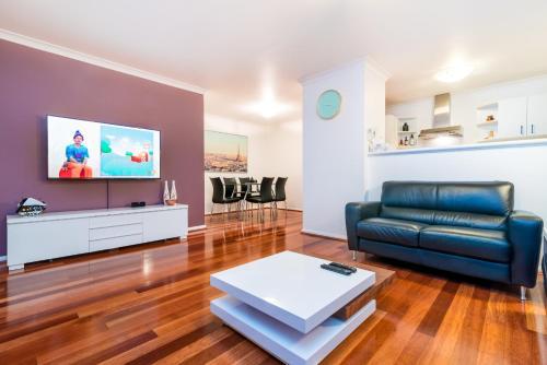 Fitzgerald Apartment
