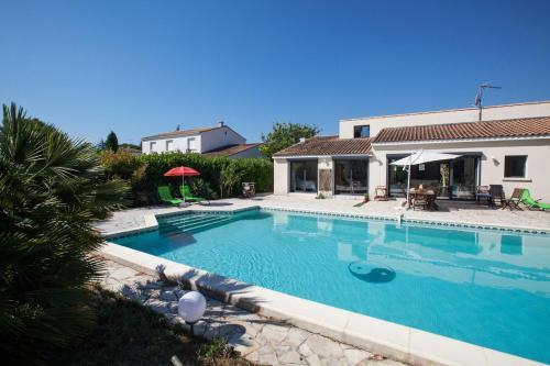 Colombet Stay'S Villa Avec Piscine Mudaison, Lansargues,Herault