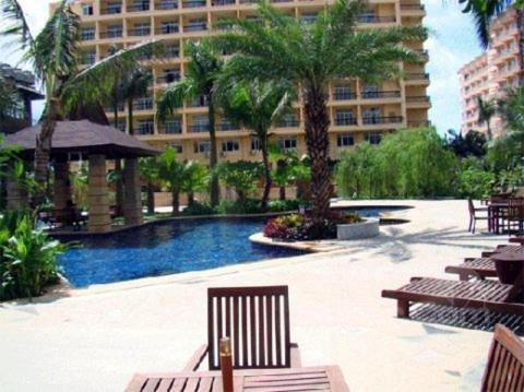 Swimming pool Sanya Blue Stone Sea-view Apartment