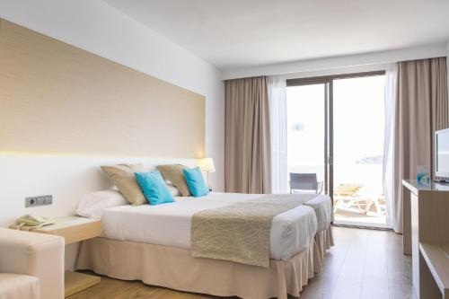 Junior Suite mit Meerblick (Junior Suite with Sea View)