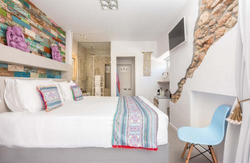 Double Room Ibizazen 3