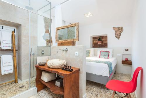 Double Room with Pool View Ibizazen 2