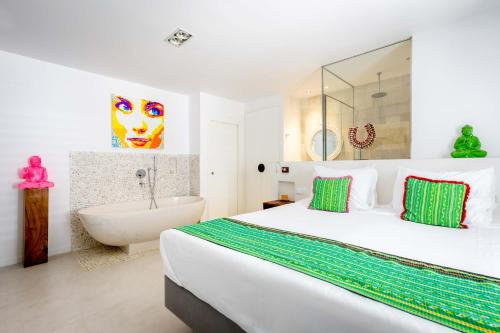 Suite - single occupancy Ibizazen 2