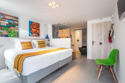 Suite - single occupancy Ibizazen 1