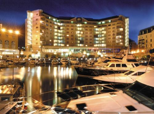 Stay at The Chelsea Harbour Hotel