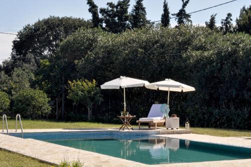 Villa Gaia Chalikouna