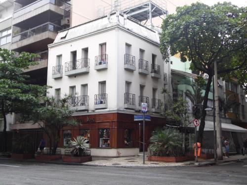 Terrasse Hostel