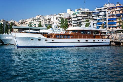 Luxury Yachthotel AMANDA