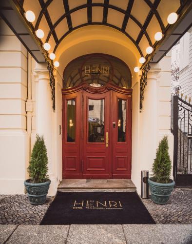 Henri Hotel Berlin Kurfürstendamm photo 34