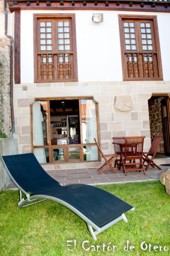 Apartamentos El Canton de Otero