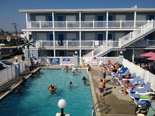 Sandy Ss Resort Hotel North Wildwood