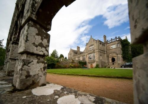 Photo of Kildrummy Castle Hotel Hotel Bed and Breakfast Accommodation in Alford Aberdeenshire