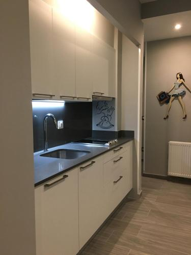 Apartmá typu Deluxe s jednou ložnicí (Deluxe One-Bedroom Apartment)