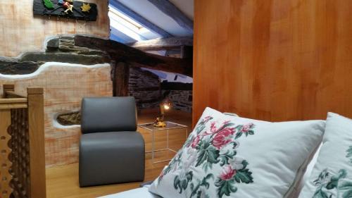Habitación Doble Ático - Uso individual A Casa do Retratista 3