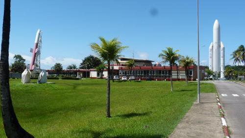 Lodge Takini 4, Kourou