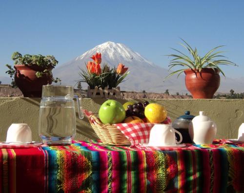 Casa de Lissi, Arequipa