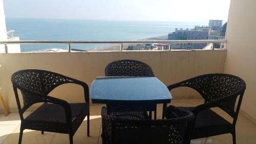 Апартаменты На море с террасой