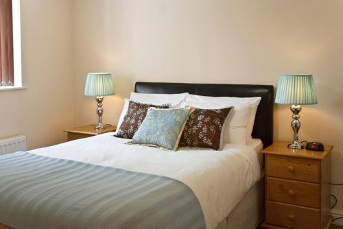 Photo of Lovell Apartments Hotel Bed and Breakfast Accommodation in Cambridge Cambridgeshire