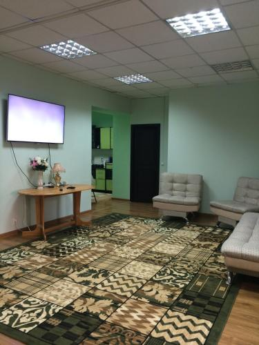 Astana Apple Hostel
