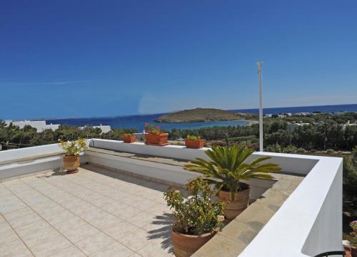 View in Front of Aegean