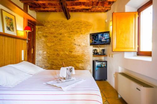 Habitación Doble Estándar Can Lluc Hotel Rural 2