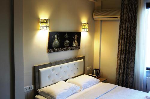 Guest accommodation ararat hotel stanbul turkey for Ararat hotel istanbul