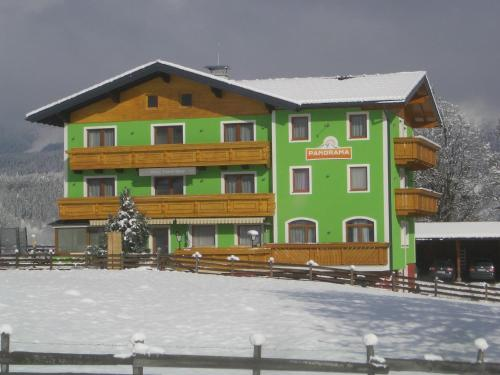 Haus Panorama - Apartment mit 1 Schlafzimmer